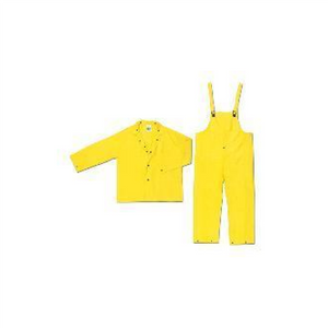 River City® Wizard PVC Rainsuits, Limited Flamability (3003)