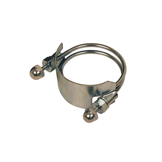 DIXON Clockwise Spiral Clamp, 4
