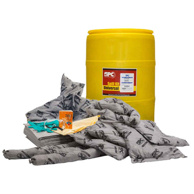 BRADY 55-Gallon Spill Kit, SKA-55