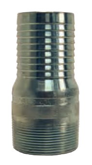 DIXON King Combinations Nipple NPT Threaded, 1/2