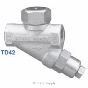 "Spirax-Sarco TD42L - 1/2"" Stainless Steel Thermodynamic Trap"