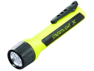 3C Waterproof Propolymer LED Flashlight, Streamlight