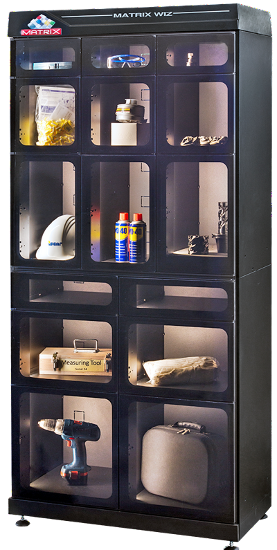 WIZ Cabinet Vending Solution