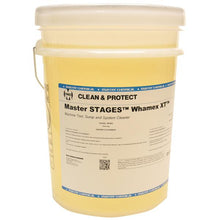 Master STAGES Whamex-XT Low-foam Machine Tool Sump and System Cleaner