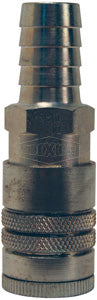 "DIXON Air Chief Industrial Semi-Automatic Coupler Standard Hose Barb, 1/2"" - 3/4"""