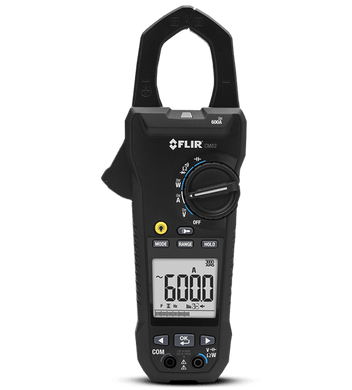 FLIR CM82 True RMS Power Clamp Meter