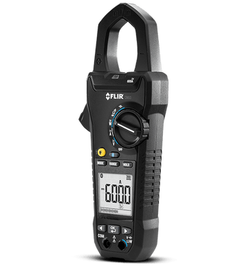 FLIR CM83 True RMS Power Clamp Meter (Wireless)