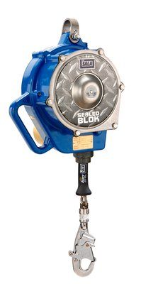 3M DBI-SALA Sealed-Blok Self Retracting Lifeline, Retrieval, Cable 3400922, 50 ft. (15m)