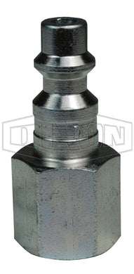Dixon D2F1 DF-Series Pneumatic Female Threaded Plug, 1/8
