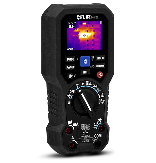 FLIR DM166 Imaging TRMS Multimeter