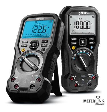 FLIR DM92 True RMS Industrial Multimeter