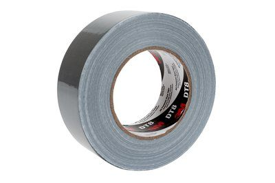 3M All Purpose Duct Tape DT8 Silver, 48mm x 54.8 m 8 mil.