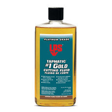 LPS 40320 Tapmatic #1 Gold Metalworking Fluid