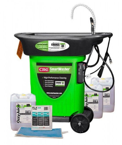 CRC SmartWasher SW-423 Mobile Parts Washer Kit, 1 Kit