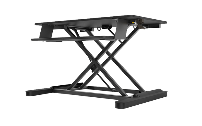 Esi Ergo S2S-BLK Sit-To-Stand Workstation