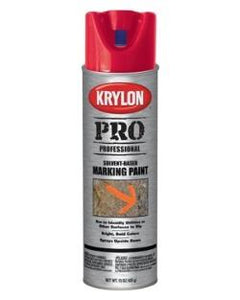 Sherwin-Williams A03611007 20 oz. Krylon Professional Marking Paint - Solvent Based