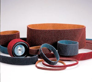 "3M Standard Abrasives Surface conditioning RC Belt, 1/2""x 12"" MED, 888082"