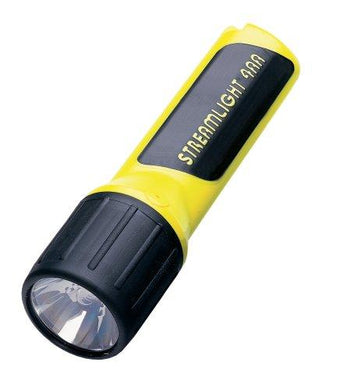 4AA ProPolymer Flashlight, Yellow, Streamlight (68251)