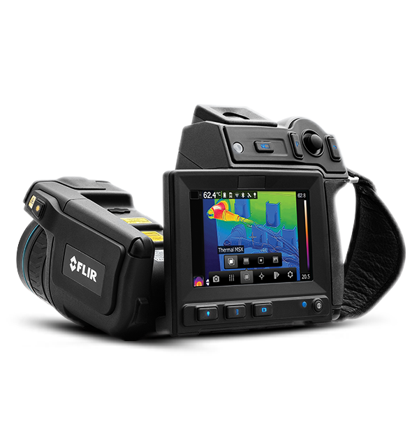 FLIR T640 Thermal Camera for Predictive Maintenance