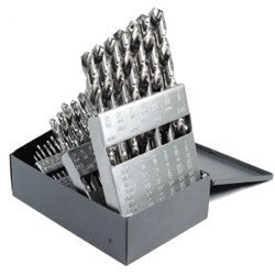 Blue Chip M42 Cobalt Jobbers Drill Bit Set (120404)