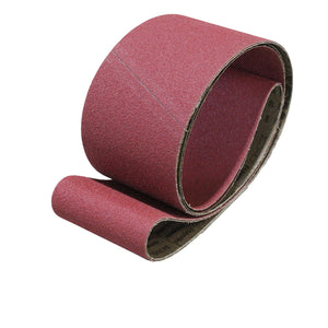 "VSM ABRASIVES 258545 2""X60"" 220 GRIT RESIN, BOND CLOTH BELT, ALUMINUM OXIDE,, EV07, KK711Y (PACKED 50 PER PACK)"
