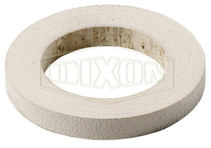 Dixon TRW7 White Rubber GHT Washer