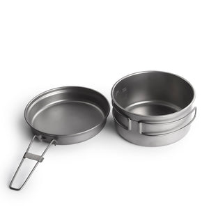 Ultralight Titanium Pan