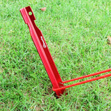 Aluminum Alloy Triangle Tent Peg Set of 5