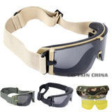 X800 Tactical Goggles