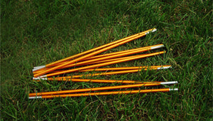 Aluminum 8.5mm Tent Pole