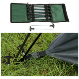 Spiral Tent Peg Set of 12