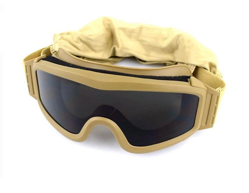 Military Tactical Goggles