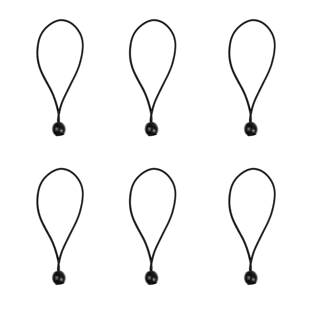 Ball Bungee Tie Down 6 Pieces