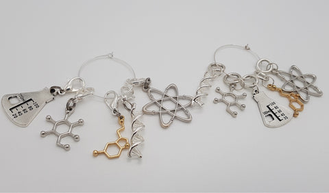 Stitch Markers / Progress Keepers - Set 1