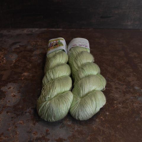 Chrysalid  - 4ply - Tellurium flame
