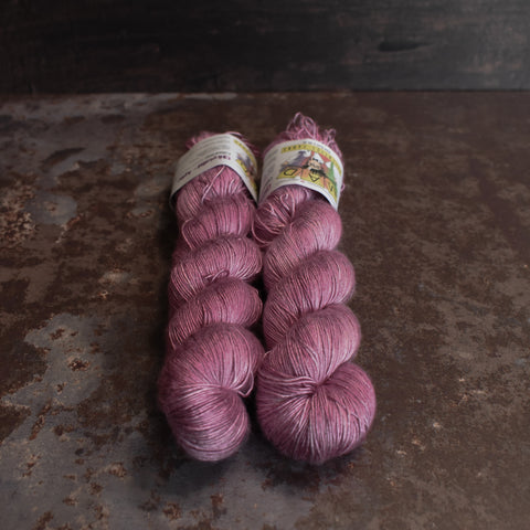 Chrysalid  - 4ply - Rose pink Aura