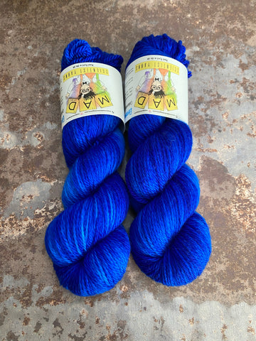Element - Aran - Blue Vitriol