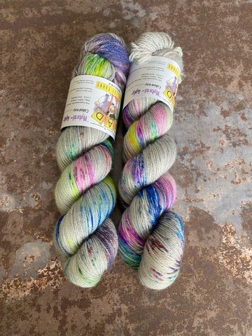 Hybrid - 4ply - Not Your Grandma?s Plutonium