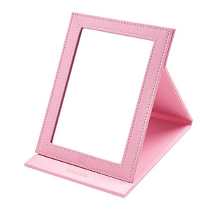 Makeup Mirror Travel Mirror - Rose 🌹