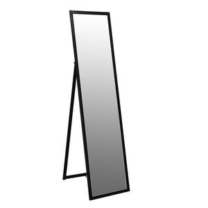 Metal Framed Free Standing Full Length Mirror - Black ⚫️