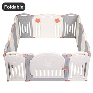 Folding Playpen Safety Play Centre