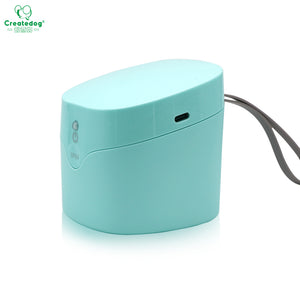 Green Portable USB and Battery UV Germ Sterilizer