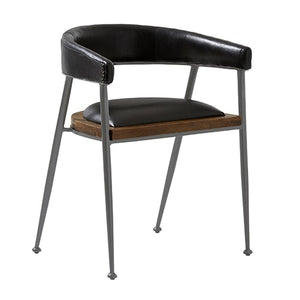 London Chair – Black