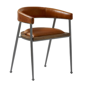 London Chair – Cognac