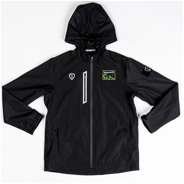 Adrenaline Darth Cader Full Zip Waterproof Jacket - Colorado