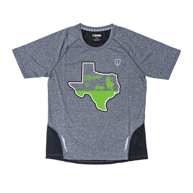 Adrenaline Ventilator Tech Shooter Shirt - Texas