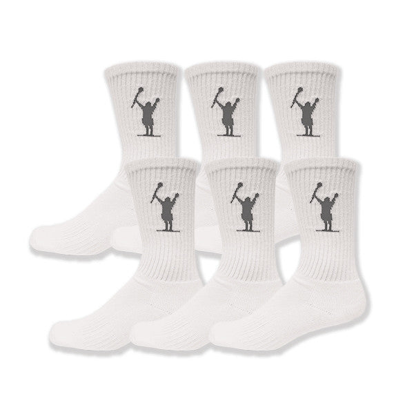 Adrenaline 6-Pack Practice Socks