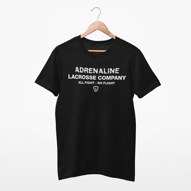 Adrenaline Lacrosse Tee Shirt - Shocked