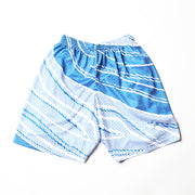 Adrenaline Lacrosse Flood Shorts - Dots