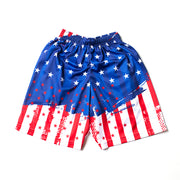 Adrenaline Lacrosse Flood Shorts - Stars
